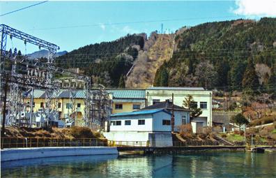 宮城第一水力発電所 ...